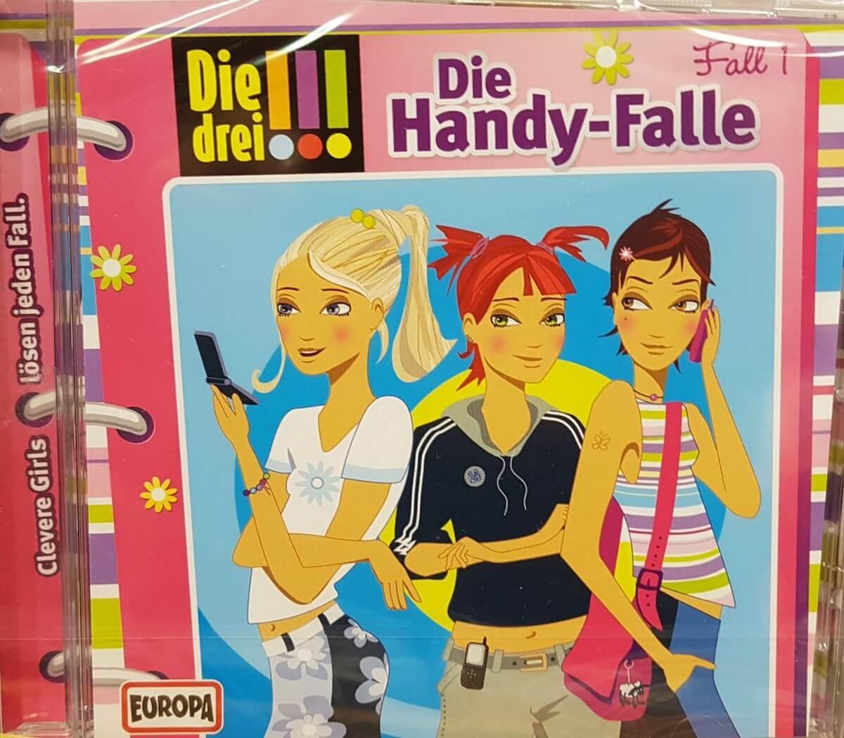 Die drei !!! – Selbstbewusste Mädchen oder Mager-Barbie im Ermittlungswahn?