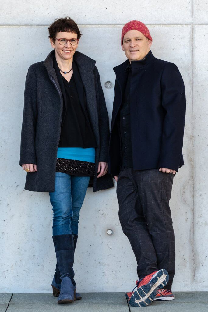 Almut Schnerring & Sascha Verlan